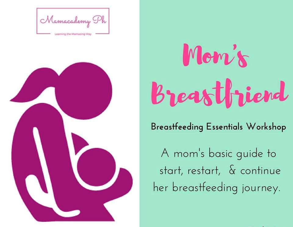 Learning is fun - Mom's Breastfriend