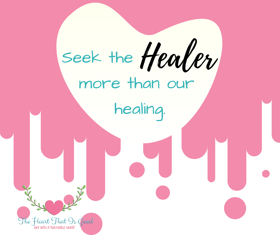 Intercede 2020 - Pray for Healing